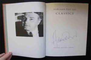 Classics (met handtekening)