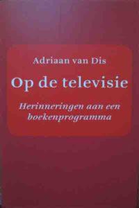 Op de televisie