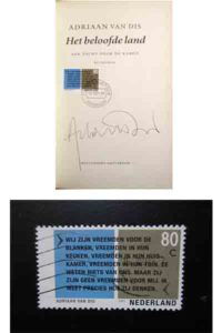 Beloofde land - postzegel